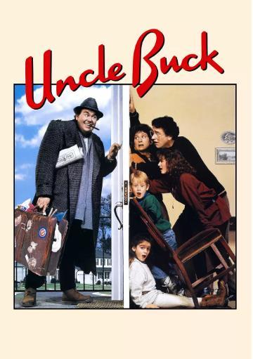 巴克叔叔海报剧照