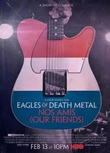 死金属之鹰:我的朋友们海报剧照