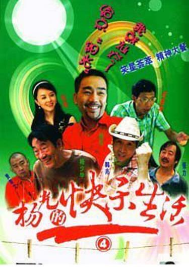 杨光的快乐生活4海报剧照