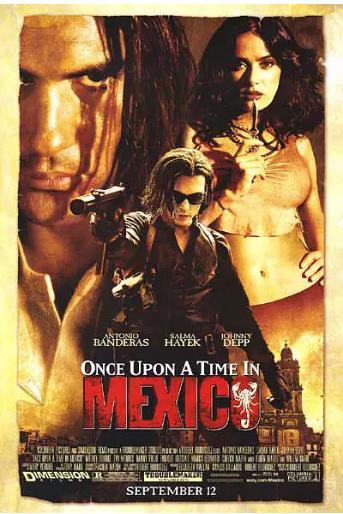 墨西哥往事海报剧照