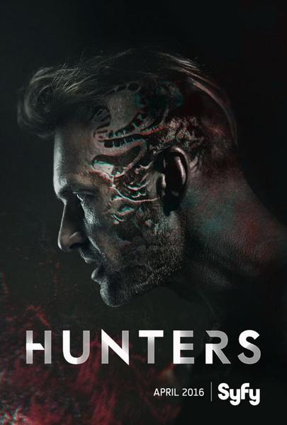 异猎/猎人第一季海报剧照