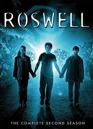 罗斯威尔第三季海报